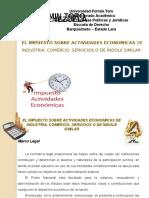Universidad Fermín Toro TRIBUTARIO.pptx