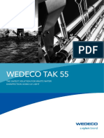 Wedeco TAK55 UV Desinfectation