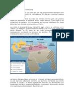 Cuencas petrolíferas de Venezuela.docx