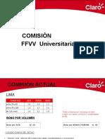 Comision Fvu Octubre 2016