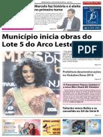 Jornal União, exemplar online da 06/10 a 12/10/2016.