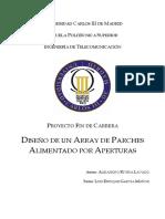 PFC Alejandro Rivera Lavado