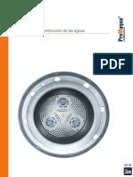 Tratamiento Desinfeccion Aguas Catalogo de Productos ProMinent 2016