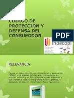 """DIAPOSITIVAS - """"CODIGO DE PROTECCION Y DERECHOS DEL CONSUMIDOR"""""""
