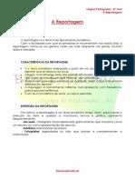 1.3 Ficha Informativa a Reportagem