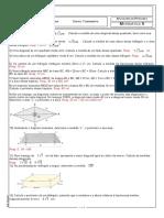 Revisando Pitágoras - 9ºano