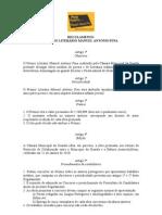 Regulamento da 1.ª edição do Prémio Literário Manuel António Pina