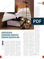 Agentes de Carga Internacional Requisitos y Exigencias Legales en El Per...