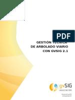 Course GvSIG 2.1-Es Arbol