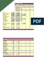 Wyeth Analysis template