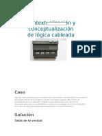 Actividad Sena contextualizacion logica cableada