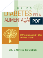 A Cura Do Diabetes Pela Alimentação Viva - o Programa de 21 Dias