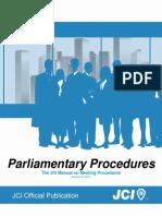 Parliamentary Procedures ENG 2013 01
