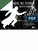 Blade Runner Sketchbook