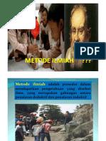 Filsafat. Metode Ilmiah_0