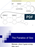 Lecture 27- Paradox of Sex