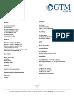 Lista de Materias Primas Que Nos Ofrece Gtm