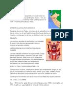 Cultura Mochica Informe
