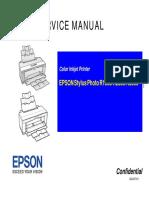 ServiceManual EPSON R1900 R2000 R2880