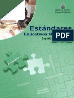 Estándares Educativos Nacionales