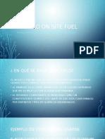 Modelo on Site Fuel