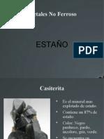 El_estaño