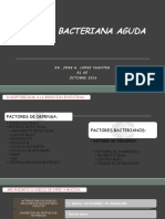 Diarrea Bacteriana Aguda Clase