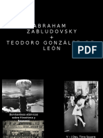 Teodoro González de León y Abraham Zabludovsky