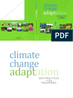 Climate Change Adaptation Best Practices in the Philippines new