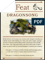 Dragonsong Feat Front