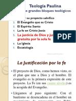 Teologia Paulina 05 La Justificacion Por La Fe