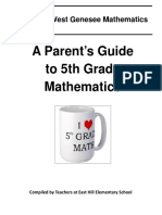 wg parents guide 5thgrade math