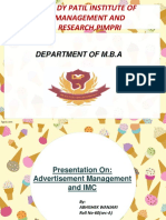 IMC Presentation 1