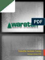 TRite Hardware Training Jan 2008