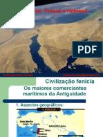 588-Hebreus Persas e Fenicios