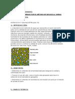 CONTENIDO DE HUMEDAD POR EL MÉTODO DE SECADO AL HORNO-mecánica de suelos