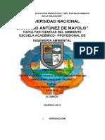 Informe Nº01 Conta