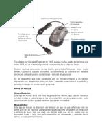 El Mouse_diseño y Uso