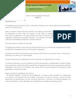 1 Documento Soporte - Actividad 1 - Estructuras Organizacionales
