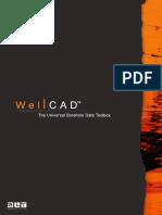 Wellcad Brochure