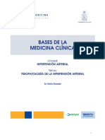 Fisiopatologia HTA