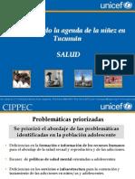 Construyendo Agenda de niñez en Tucumán