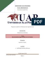 Universidad Alas Peruanas Sanitariossss