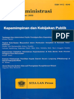 Jurnal Ilmu Adm Volume 4 No 1 Juni 2008