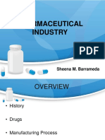 4. Pharmaceutical Industry