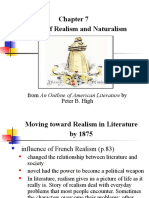 Chapter 7 Realism and Naturalism