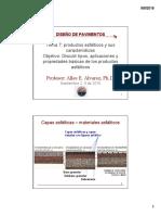 Lecture 7, P-Asphalt Binder