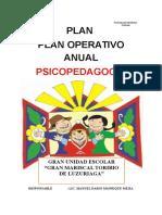 Plan Salud Mental Poa 2015]