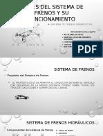 Frenos hidráulicos (1)