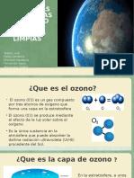 Expo Sustancias Agotadoras Del Ozono